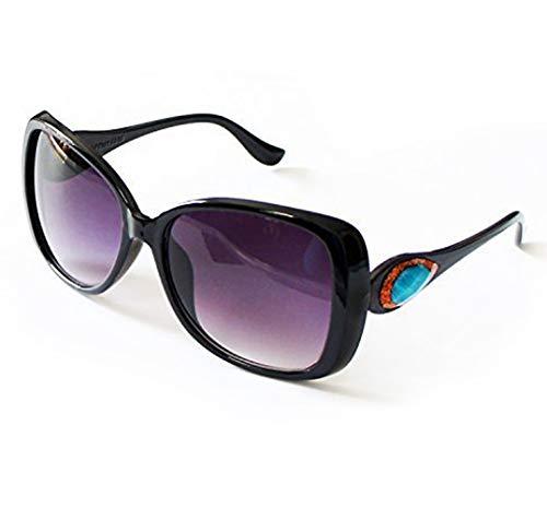6202Damen modische sortiert Farben Sonnenbrille UV400-Kaufen 1Get 1kostenlos.