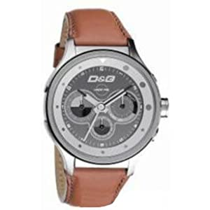 D&G Dolce&Gabbana DW0210 – Reloj cronógrafo de caballero