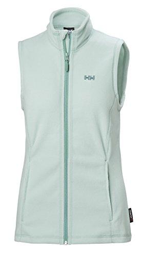 Helly Hansen Damen W Daybreaker Vest Fleece, 460 Blue Haze, S