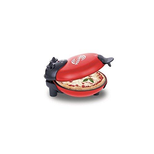 Fabricante italiano de Stonebake Pizza con auténticas paletas pizza - horno de la pizza (Producto con enchufe de UK)