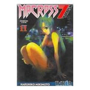 Descargar Libro Macross 7 trash 11 de Haruhiko Mikimoto
