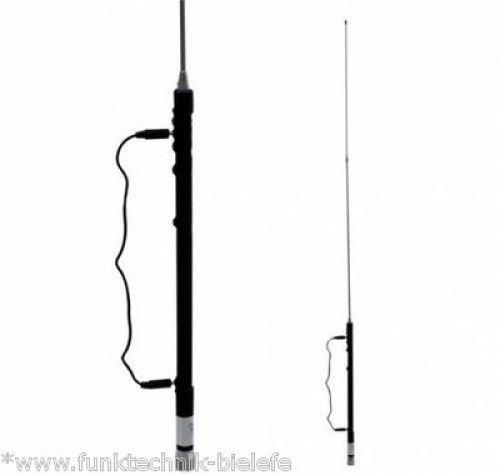 HVT-400B 80m / 40m / 20m / 15m / 10m / 6m / 2m / 70cm PL Strahler Test