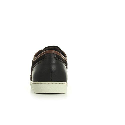 Le Coq Sportif Perpignan Lo Suede, Sneaker uomo Marrone