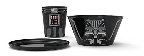 31WCP6uulgL - Disney Star Wars Darth Vader Stacking Meal Set (Red/Black)