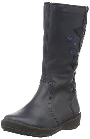 Garvalin Mädchen 161800B-FB Kurzschaft Stiefel, Blau (Marino), 29 EU
