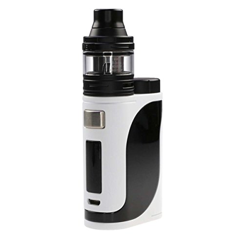 Riccardo iStick Pico 25 Box MOD 85 W mit ELLO 2 ml / 4 ml, Eleaf e-Zigarette - Set, weiß-schwarz