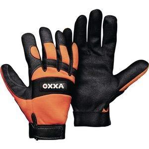 OXXA SAFETY GLOVES Handschuhe X-MECH Gr.9 schwarz/fluo-orange Armor Skin® EN 388 Kat.II 12 PA OXXA