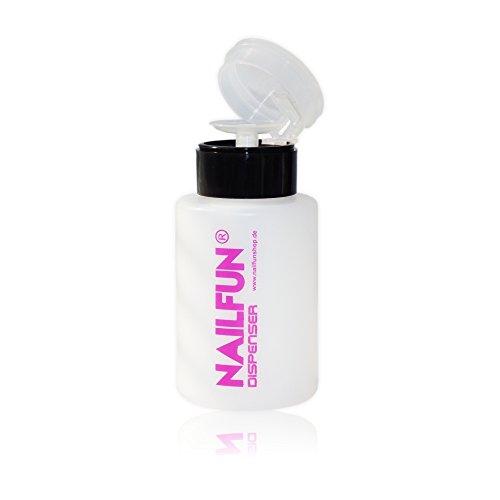 dispenser-150-ml-pumpflasche-leer-schwarz-transparent-fur-cleaner-nagellackentferner-ua