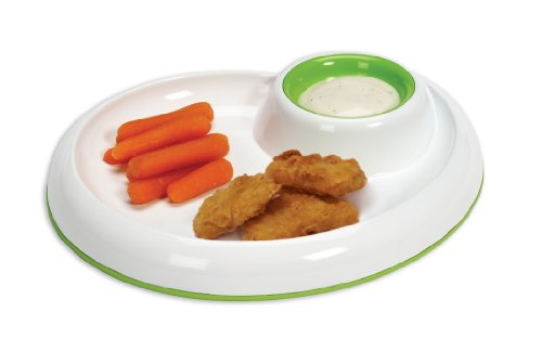 Munchkin Toddler Dip Dish (Colours May Vary)