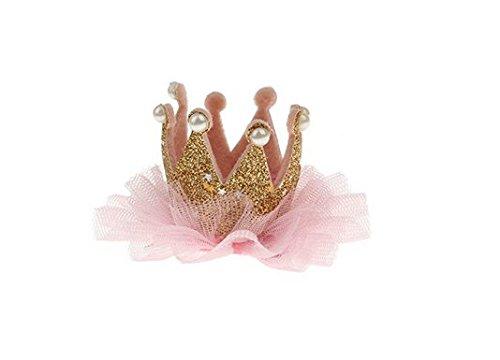 ZK.nesi Crown Hair Strap Haarschmuck für Kinder Headwear * 1