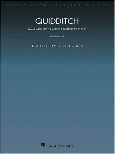 Quidditch (from Harry Potter and the Sorceror's Stone) John Williams by Unknown (2009-01-01)