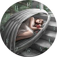 Sweet sorrow-Orologio da parete, motivo: anne stokes