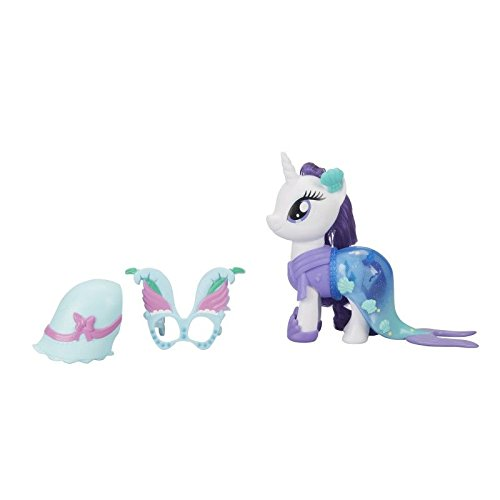 y C1822ES0 - Movie Modepony Rarity, Spielset (My Little Pony Maske)