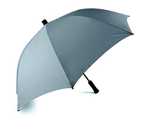 Lexon Parapluie canne, gris (Gris) - 16112