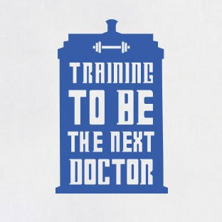 TEXLAB - Training to be the next Doctor - Herren T-Shirt Violett