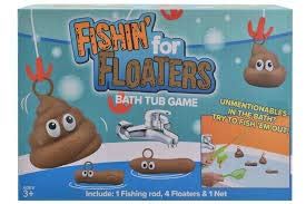 BALLOONSHOP Fish For Floaters Game With Two Fishing Hooks by Balloonshop