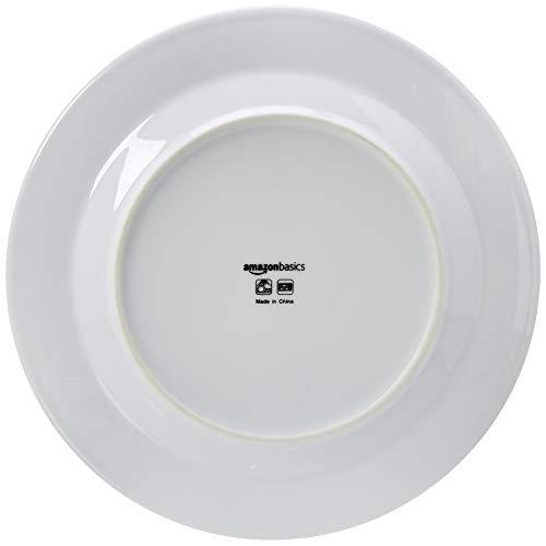 Zoom IMG-2 amazonbasics servizio di piatti per