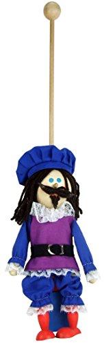ABA principe con la barba Puppet Polo