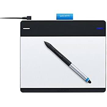 Wacom CTH-480SS Intuos Pen & Touch Small
