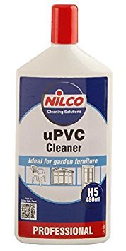 Price comparison product image Nilco uPVC Doors, Windows & Garden Furniture Cleaner 480ml