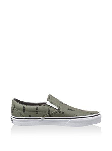 Vans U Classic, Sneaker donna peyote true white