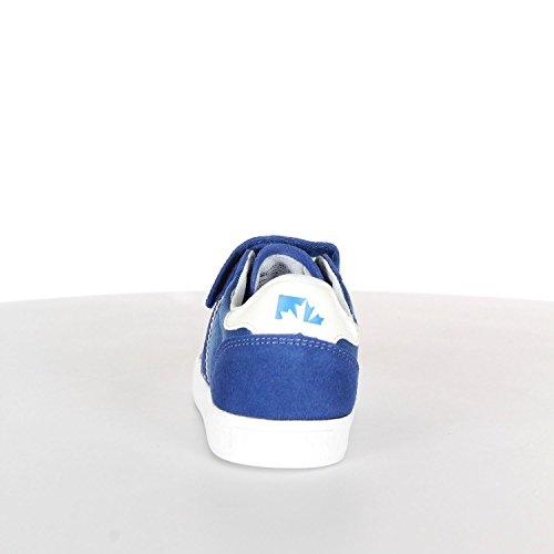 Lumberjack , Chaussons de gymnastique pour fille Bleu - Azzurro