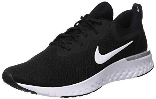 Nike Herren Glide React Laufschuhe, Schwarz (Black/White/Wolf Grey 001), 40.5 EU