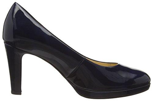 Gabor Damen Fashion Pumps Blau (marine (LFS natur) 78)