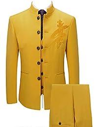 Amazon.it  Giallo - Abiti e giacche   Uomo  Abbigliamento e915a61d31f