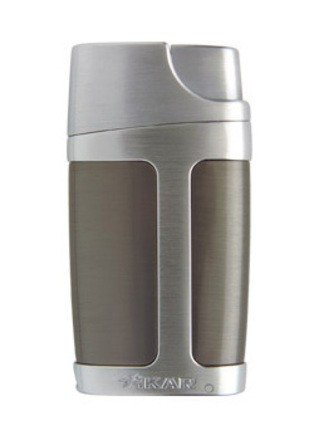 Xikar Element Double JetFlame Gunmetal (550GM)