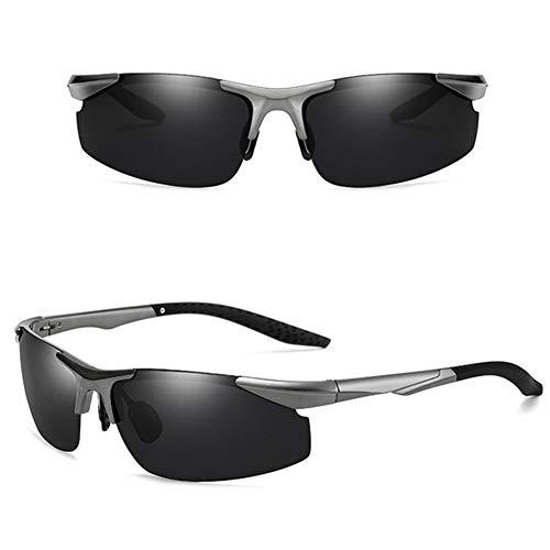 VIWIV Nachtangeln Sonnenbrillen, PC Bambus Sport Sonnenbrillen Polarisierte Sonnenbrillen Herren Gelb Holz, Geeignet Für Das Fahren Von Sonnenbrillen Reiten Im Freien Sport,3