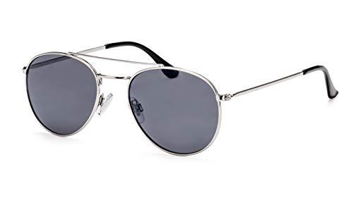 Filtral Kleine Pilotenbrille/Klassische Sonnenbrille für Damen & Herren/Speziell für schmalere Gesichter F3021199
