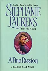 A FINE PASSION BY (LAURENS, STEPHANIE)[AVON BOOKS]JAN-1900