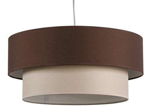 maison-lampe-de-plafond-lune-42286-double-ecran-texture-couleur-marron