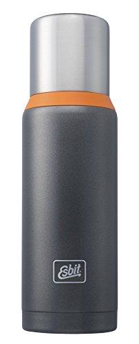 Esbit Isolierflasche VF1000 DW, 1 Liter, grau - dunkelgrau, 1 L, 410410