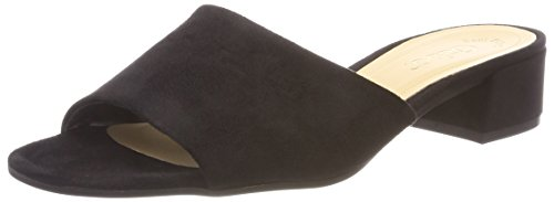 Gabor Shoes Damen Fashion Pantoletten, Schwarz, 40.5 EU
