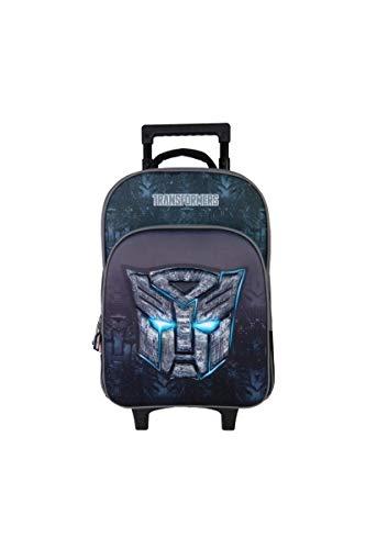 Sac A Dos A roulettes Noir-Transformers