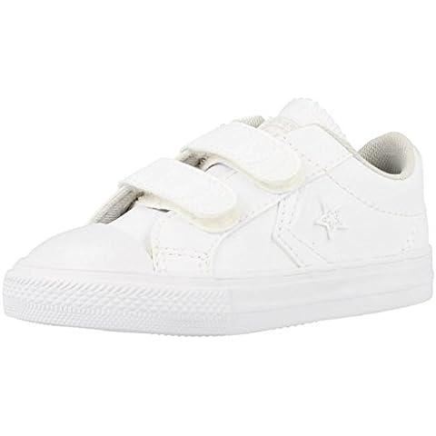 Zapatillas para niña, color Blanco , marca CONVERSE, modelo Zapatillas Para Niña CONVERSE STAR