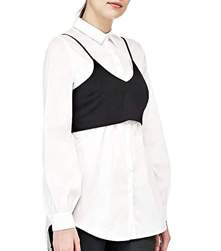 Guess - Camisas - para Mujer Bianco S