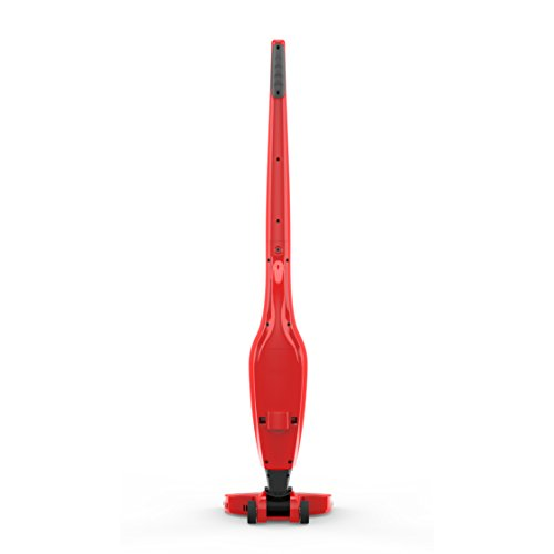 Dirt Devil DDH01-E01 HandiClean 18V Cordless Vacuum, Red/Silver