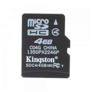 Kudos Western Europe GPS Map in 4GB TF Card Black