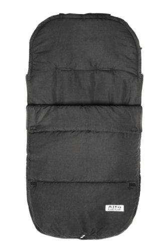 Altabebe AL2300M - 02 - Saco de abrigo para carrito, color negro