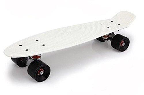 Figtingeagle Mini Small Fish Board Adult Skateboard Big Fish Board Single Warp board Long Board road Brush Street Board