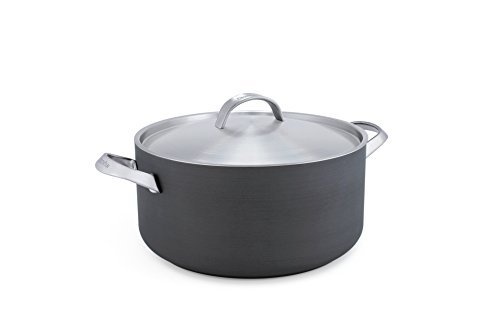 GreenPan Paris 5 Quart Hard Anodized Non-Stick Ceramic Covered Casserole by The Cookware Company Non-stick Covered Casserole