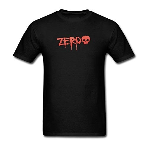 Zero Skateboards Logo Men's T-Shirt