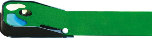 Longridge Putt N Hazzard Tapis de putting golf Vert