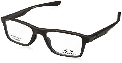 Ray-Ban Unisex-Erwachsene Fin Box Brillengestelle, Schwarz (Negro), 55