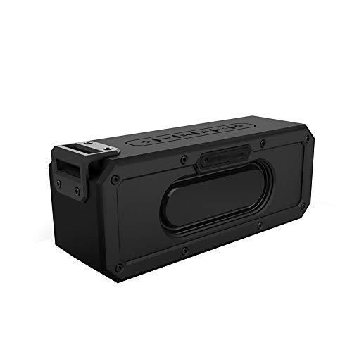 Drahtloser Bluetooth-Lautsprecher, wasserdichtes IPX7-Gerät für 8 Stunden Spielzeit TWS-Funktion, staubdicht, tragbarer Außenlautsprecher, Subwoofer Geeignet für Reisen, Fahrradfahren, Wandern, W Chef-auto-subwoofer