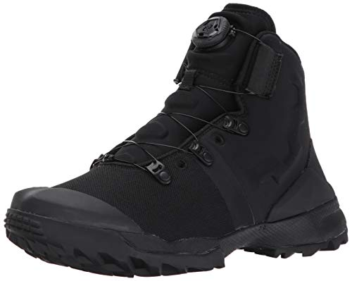 Under Armour Men's Infil Military and Tactical Boot, (001)/Black, 13 Tactical Military Boots