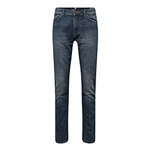 TOM TAILOR Herren Marvin Straight Jeans